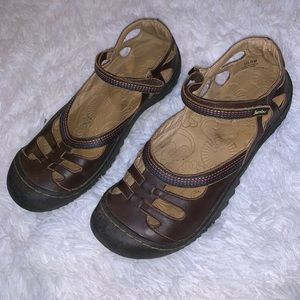Jambu Leather Water Sandals